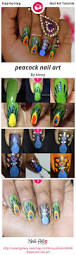 the 25 best peacock nail art ideas on pinterest peacock nails