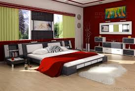 the modern rules of colorful bedrooms colorful