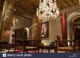 hall of gramercy park hotel 2 lexington avenue telephone stock