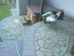 Cutting Patio Pavers Flagstone Patios Walkways Vancouver Wa