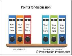 tutorial powerpoint design creative powerpoint agenda ideas folder