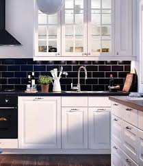 black subway tile kitchen backsplash best 25 black subway tiles ideas that you will like on