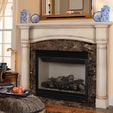 Wood Fireplace Surround Kits by Wood Fireplace Mantels And Surrounds Engaging Dining Room Ideas Is