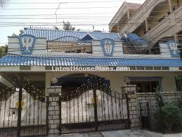 two floor india traditional house beautiful elevation latest