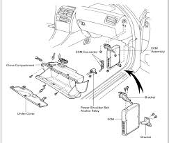 lexus rx330 knock sensor location all my crazy lexus issues solved ecu leaking capacitor