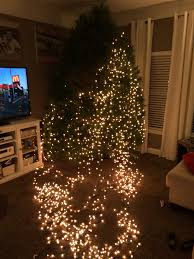 funfriday our ginormous tree crashed u2013 the daily starr