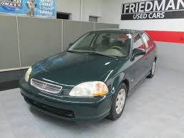 1998 honda civic dx for sale at friedman used cars bedford