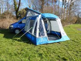 Small Campervan Awnings Loopo Breeze Inflatable Driveaway Camper Van Awning Fits All