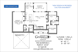 Ranch Style Home Plans With Basement The Silverton C House Plans By Garrell Associates Inc