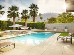 Palm Desert Private Oasis Vacation Palm Springs Private Meiselman Mid Century Modern Homeaway Racquet Club