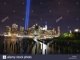 new york ny usa 11th sep 2016 9 11 tribute in light freedom