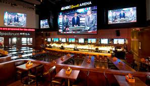 nbc sports arena ultimate philadelphia sports bar at xfinity live