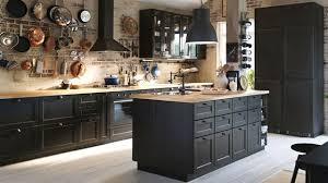 cuisine noir une cuisine toute ça vous tente côté maison
