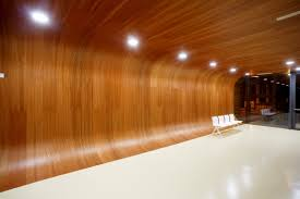 arcade en bois 8 spectacular wood design ceilings that will not leave you indifferent