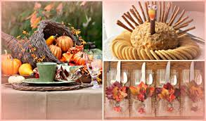furniture design decorating ideas for thanksgiving
