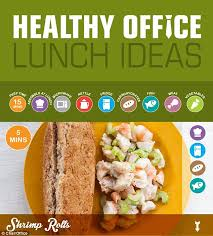 10 healthy office lunch ideas for the new year daily mail