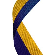 blue and gold ribbon buy trophies online wk tophies