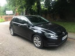 2014 vw golf 1 6 tdi bluemotion se 0 tax full vw service history