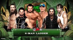 wwe 2k16 ps4 british bulldog vs x pac vs rikishi full match wwe 2k16 6 man ladder match ps4 gameplay youtube