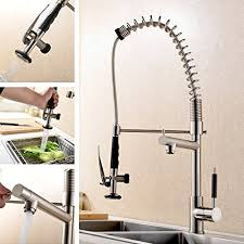 high arch kitchen faucet awesome high arc kitchen faucet 2 spray pull 1 handle