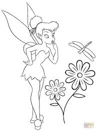 ideas tinker bell coloring pages layout shishita