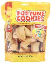 where can you buy fortune cookies umeya fortune cookies kid s 3 ounce pack of 6