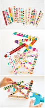 168 best popsicle stick crafts images on pinterest popsicle