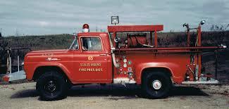 Ford F250 Truck Engines - fire trucks 1959 ford f250 4x4 brush truck fire trucks