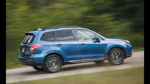 2016 subaru forester manual transmission and maintenance model