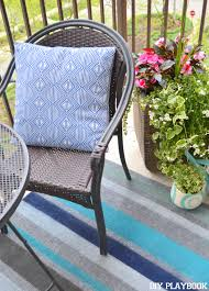 Diy Outdoor Rug With Fabric Diy Outdoor Rug With Fabric Diy Outdoor Painted Rug S Diy Playbook
