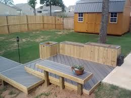 Patio Vs Deck by Should You Put A Patio Or Deck On Your Warner Robins Home We Can