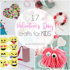 17 valentine u0027s day crafts for kids lolly jane