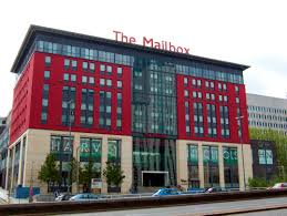 Mailbox Birmingham