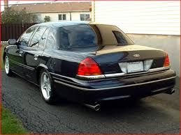 crown victoria review