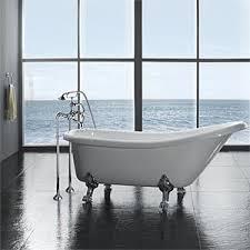 Retro Bathtubs Vintage To Modern Clawfoot Bathtub Fillers