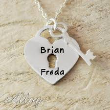 Unique Engraved Gifts Aliexpress Com Buy Personalized Alloy Name Necklace Special