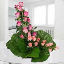 types of flower arrangements humble touch myflowertree