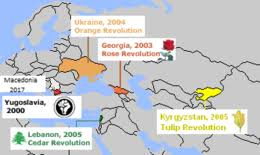 color or colour colour revolution wikipedia