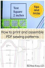 shirt pattern cutting pdf sewing tutorials so sew easy