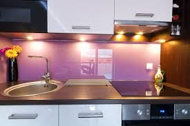 purple kitchen backsplash striking kitchen backsplash ideas pictures
