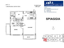 den floor plan oceanfront condos for sale surfside
