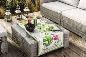 french luxury table runners by beauville garnier thiebaut