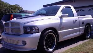 2004 silver srt10 w bad 4 piston for sale as is dodge ram srt