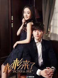 Film Mandarin Boss And Me   zhao li ying and hans zhang are adorable in the rom com c drama boss