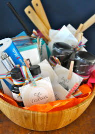 Bridal Shower Gift Baskets Wedding Gift Basket Ideas Bride Groom Imbusy For