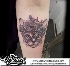 uptown tattoo studio tattooist in leicester uk