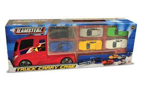 camion porta auto camion trasporto con 6 auto grandi giochi