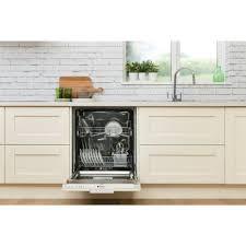 Hotpoint Dishwasher Manual Hotpoint Aquarius Ltb 4b019 Integrated Dishwasher White