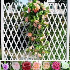 aliexpress com buy stylish rose flower fake artificial ivy vine