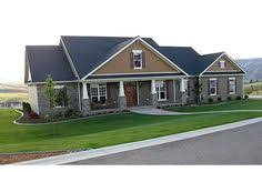one story craftsman home plans craftsman one story 2800sq ft 4bdrm 3 5bath house plans